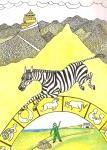 The Zany Zebra