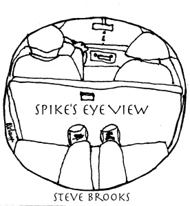 Spike's Eye View Cover
