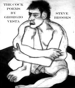 The Cock Poems by Georgio Vesta Cover