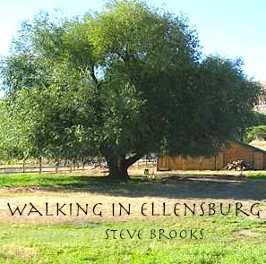 Walking in Ellensburg Cover