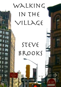 Walking in the Village Cover