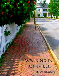 Walking in Asheville Cover