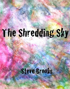 The Shredding Sky Cover