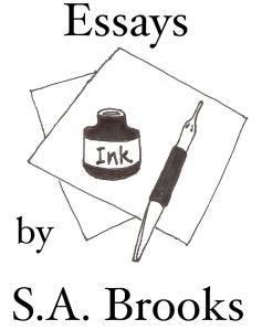 Essays Cover